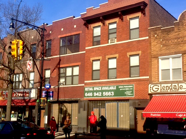 69-21 Grand Avenue was home to Stokes Card & Gift Shop for decades. Now a Carvel is said to be the next tenant.