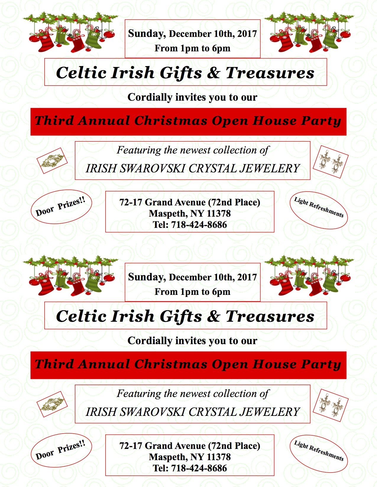 Celtic-Irish-Gifts-Treasures-Christmas-Party-2017